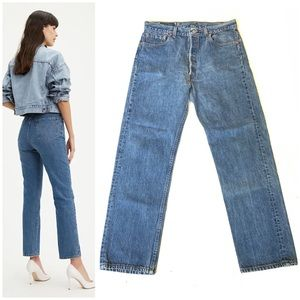 Levi's Vintage 501 Made in USA Jeans Size 33